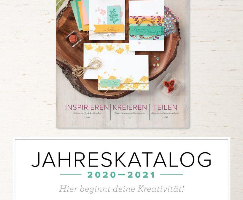 Huchuuuu der neue Katalog kommt